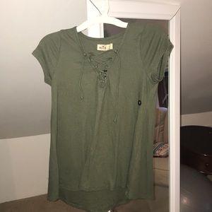 Green Short Sleeve